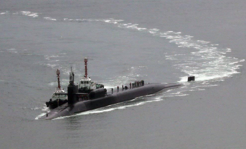 Corea del Nord, Trump invia sottomarino nucleare