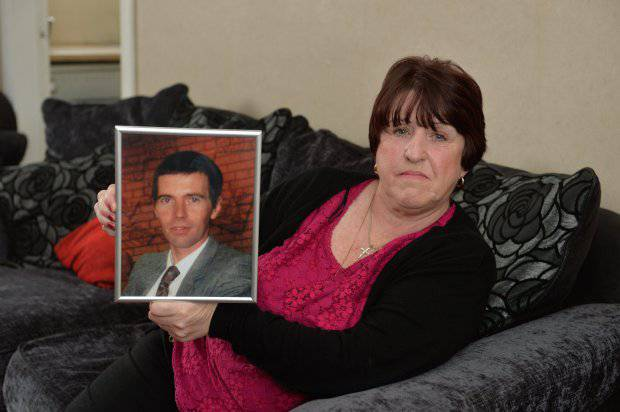 Malato di sclerosi multipla ucciso dal suo badante – PHOTOGALLERY