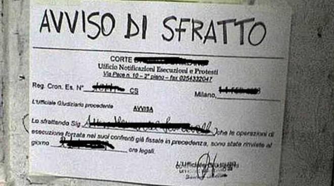 """Affitti, contributo fino a 12mila euro per i morosi """"incolpevoli"""""""