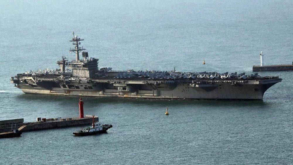 Cina e Russia inviano navi in Corea per fermare Trump