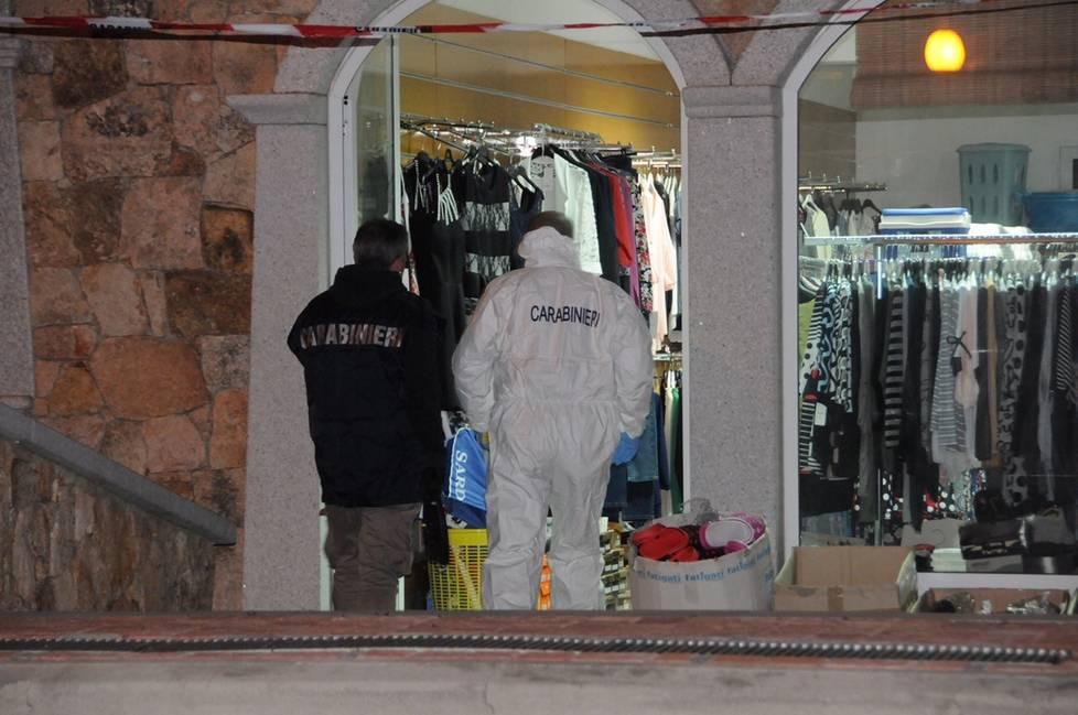 Mamma di due bimbi uccisa nel suo negozio