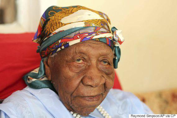 La persona più anziana del mondo è una donna e ha 117 anni