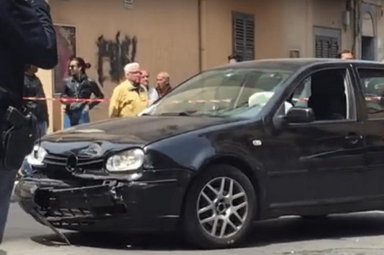 Dramma a Palermo, bimba muore in un incidente