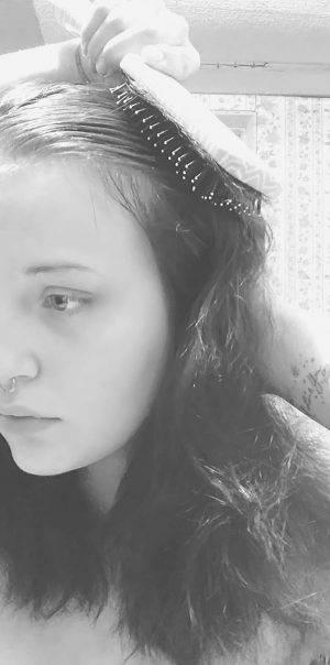 La depressione in un selfie