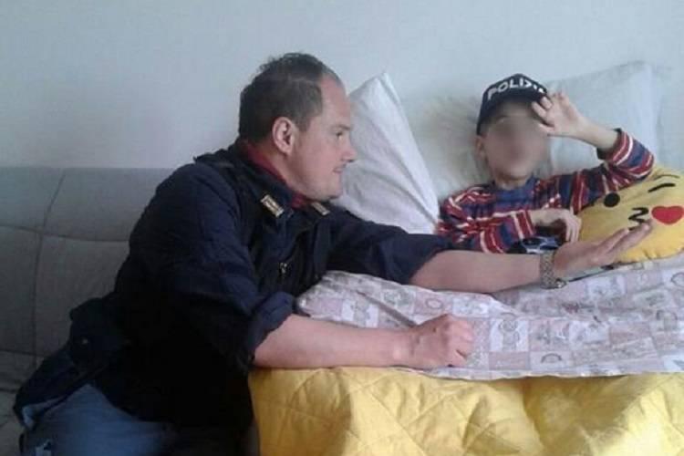 Non ce l'ha fatta Raffaele, il bimbo 'adottato' dalla Polizia