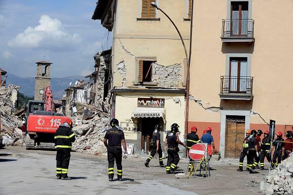 Terremoto, nuove scosse nella notte: ecco l'epicentro