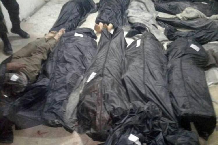 Isis, orrore senza fine: giustiziati 19 civili siriani – FOTO