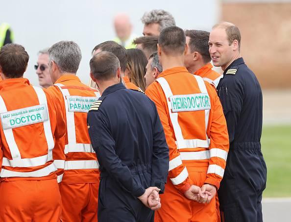 Tragedia al lago: il principe William tenta di salvare diciassettenne