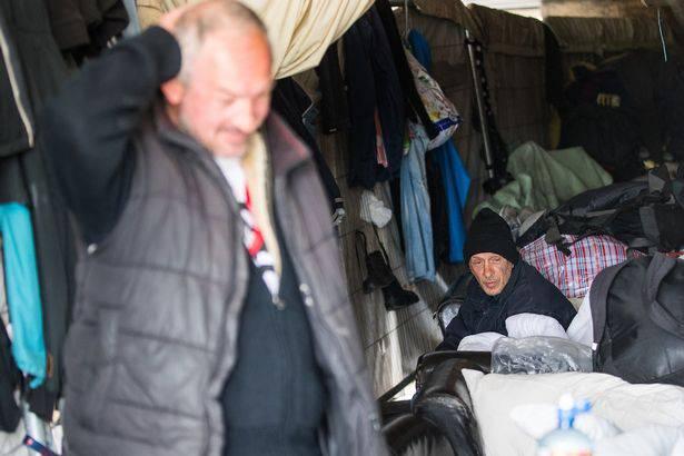 Comunità di senzatetto