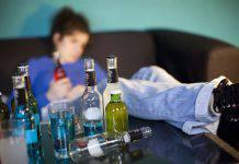 genitori alcolisti