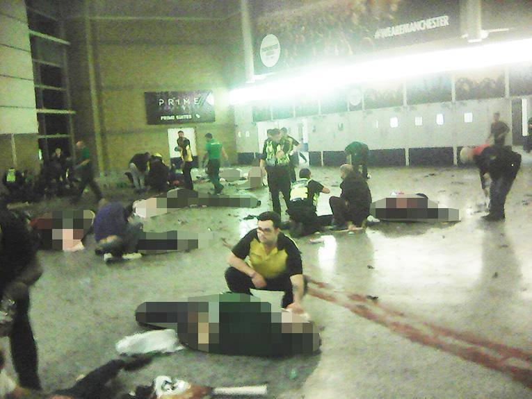 L'eroina di Manchester, salva la vita di una ragazza