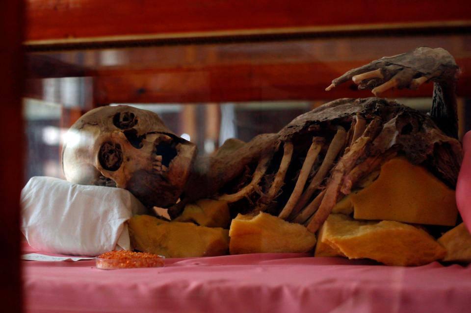 Mummie ultramillenarie a rischio per colpa della guerra civile