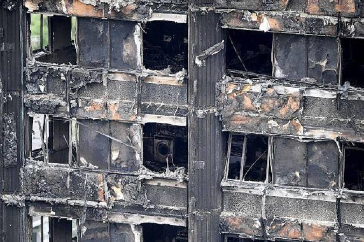 Volti irriconoscibili devastati dalle fiamme