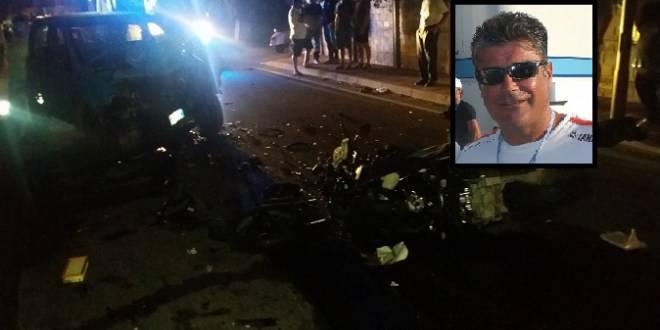 Scontro auto-scooter: morto imprenditore napoletano