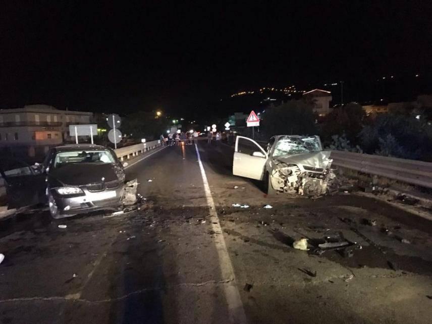 Tragico incidente stradale, morto un carabiniere