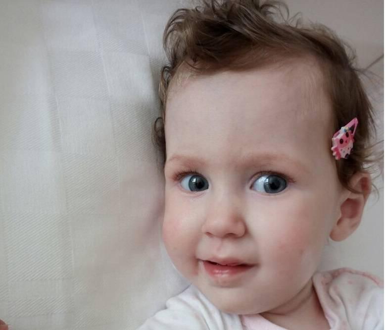 Addio alla piccola Martina di 11 mesi