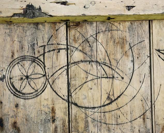 Trova dei segni sulla porta la mia casa protetta dalle for Trova planimetrie per la mia casa