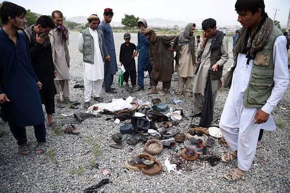 Afghanistan: attentato durante un funerale, almeno 18 morti