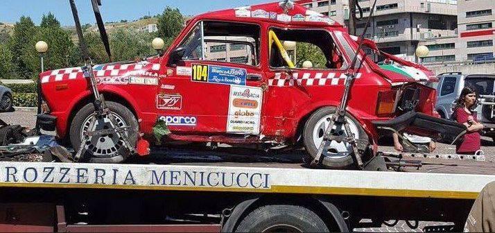 Tragedia al Rally di San Marino: morto Alessandro Pepe