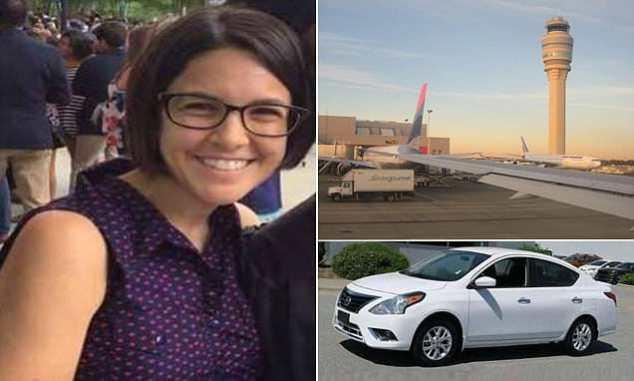 Lascia la figlia a degli sconosciuti in aeroporto e scompare