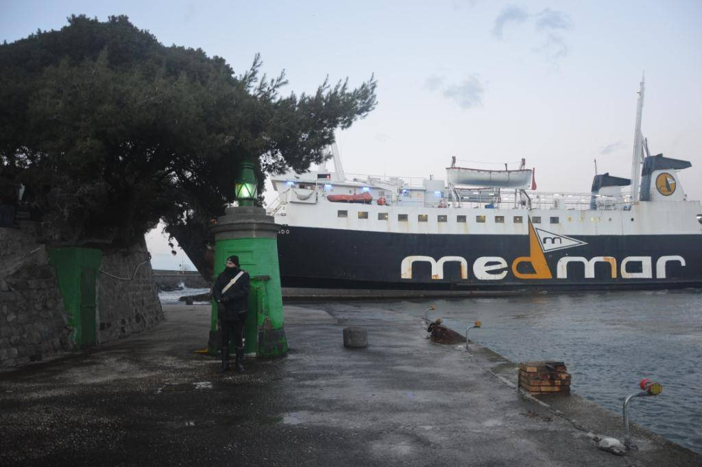 Nave urta banchina, 29 passeggeri ricoverati in ospedale