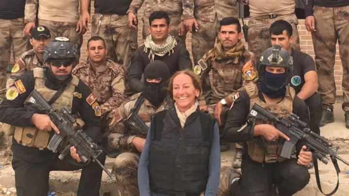 Mosul, una mina costa la vita a due reporter francesi