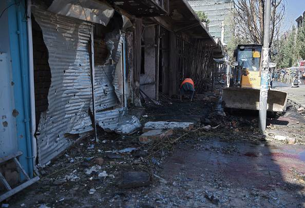 Autobomba a Kabul: è strage