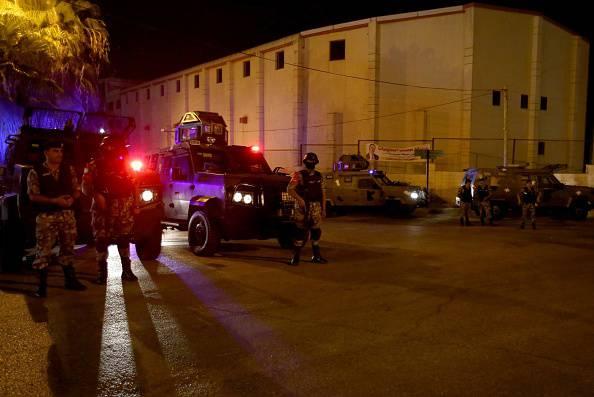 Ambasciata Israele sotto attacco in Giordania