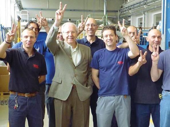 """Muore imprenditore, ai dipendenti """"Lascio 4 milioni di euro"""""""