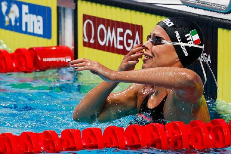 Mondiali nuoto, avanza la 4x100 femminile. Tuffi, De Rose di bronzo!