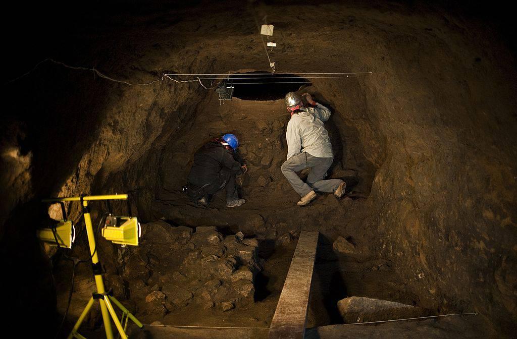 Tunnel segreto sotto la Piramide della Luna, la sensazionale scoperta