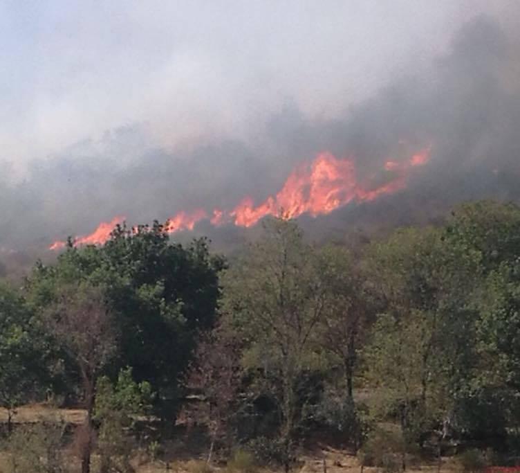 Drammatico incendio a Tivoli, morte e distruzione