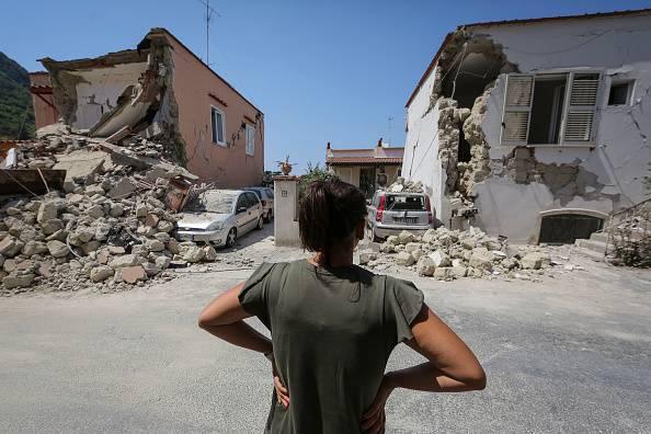 Terremoto Ischia, ammesso l'errore: i dati sono tutti sbagliati