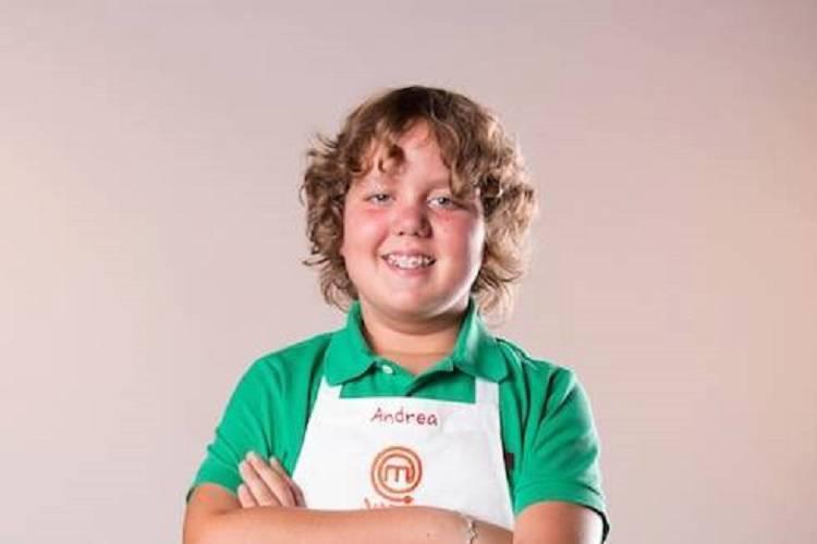 Addio ad Andrea, il piccolo cuoco talento dei reality show