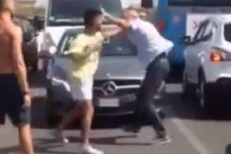 """Rissa in strada a Roma: """"Sembrava Grand Theft Auto"""" – VIDEO"""