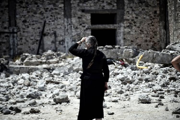 """""""Non finisce più"""", violenta scossa davanti alle coste turche"""
