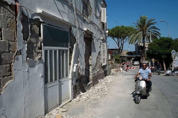 Dopo Ischia, la terra torna a tremare nel Mediterraneo