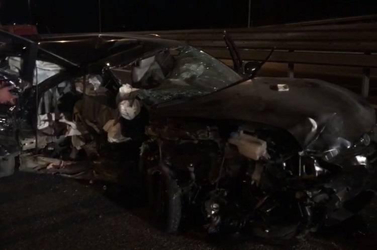 Ancora sangue sulla 'statale della morte': l'incidente è impressionante