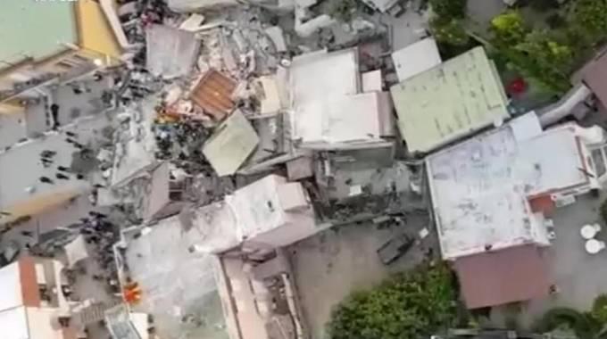"""Terremoto Ischia, l'accusa dell'esperto: """"Quei dati sono sbagliati"""""""