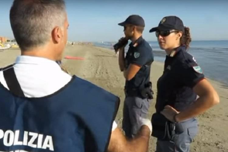 Rimini: donna stuprata dal branco in spiaggia – VIDEO