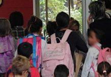 topi scuola materna Roma