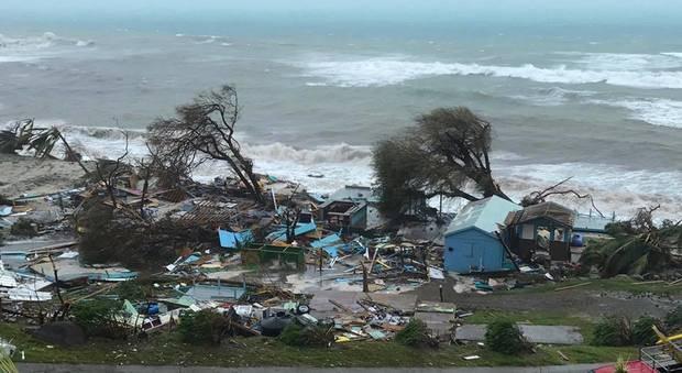 """Uragano Irma, paura per un italiano: """"Non sappiamo più dov'è"""""""