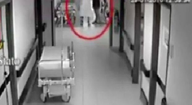 stupro ospedale