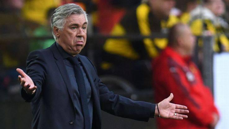 Bayern Monaco: Ancelotti esonerato dopo la sconfitta con il PSG
