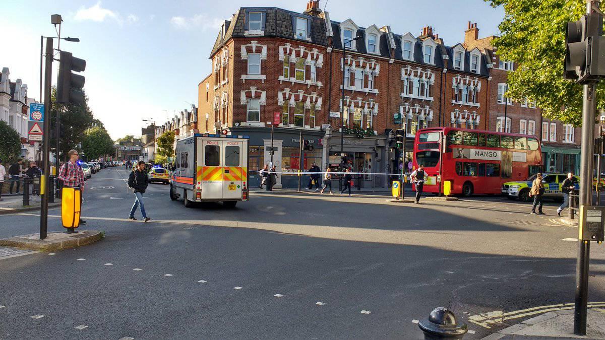 Esplosione nella metro di Londra: molti feriti