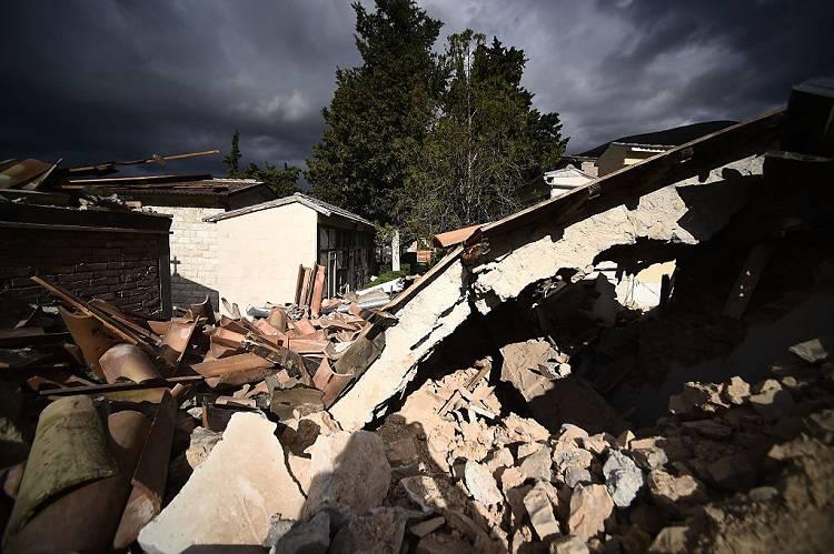 Terremoto vicino Macerata: sette scosse in mezz'ora