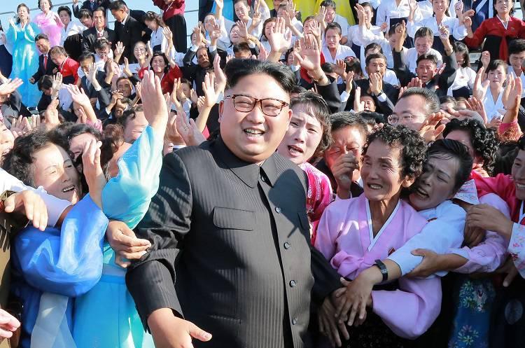 """Kim Jong-un torna a minacciare il mondo: """"Cancellerò Usa e Giappone"""""""