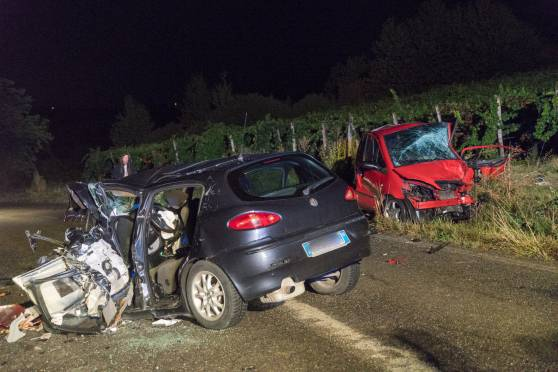incidente San Damiano al Colle
