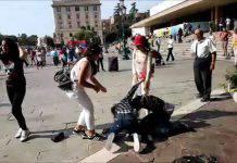 Venezia baby borseggiatrici