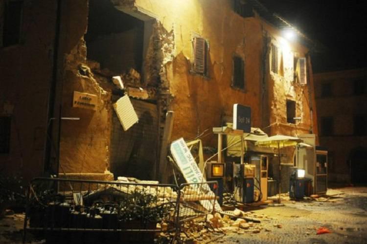 Terremoto vicino Ravenna: poco fa una scossa di magnitudo 3